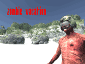 Zombie Vacation WebGL