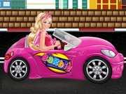 Barbie's New Car