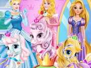 Disney Princess Pet Salon
