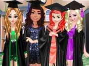 Disney Princesses Graduation Party