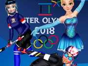 Disney Winter Olympics