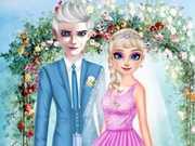 Elsa And Jack Wedding Day