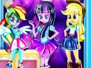 Equestria Girls High School Uniform