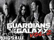 Guardians Of The Galaxy Vol 2 Jigsaw
