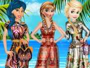 Princess Bohemia Style Fashion