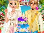 Rapunzel's Wedding Day