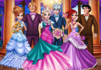 Princesses Castle Ball
