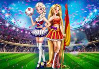 Princesses at World Championship 2018