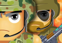 Soldiers Combat