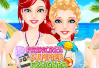 Princess Summer Designer