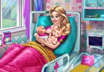 Mommy Twins Birth