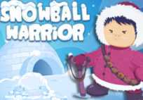 Snow Ball Warrior