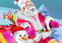 Design Santa's Sleigh Game