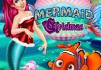 Mermaid Ariel Christmas