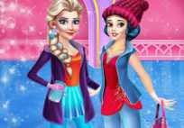 Princess Winter Activities