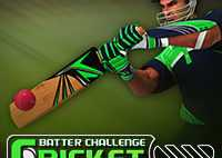 Cricket Batter Challenge Game