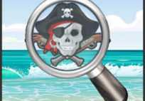 Hidden Objects- Pirate Treasure