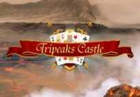 Tripeaks Castle Solitaire