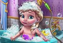 Ice Queen Baby Shower Fun