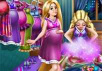 Pregnant Princesses Wardrobe