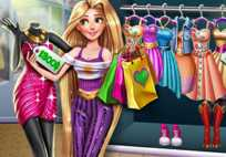 Goldie Princess Realife Shopping