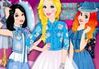 Princess Denim Collection