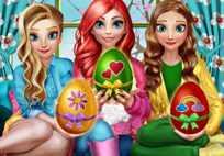 Princesses Easter Fun