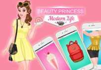 Beauty Princess Modern Life