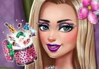 Sery Bride Dolly Makeup