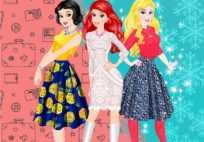 Princesses Winter Trip