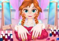 Princess Annie Nails Salon!