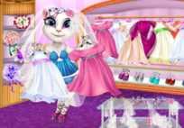Sweet Angie Fashion Dressing Room!