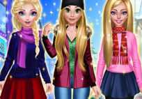 Rosalie Winter Day