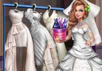 Sery Wedding Dolly Dress Up