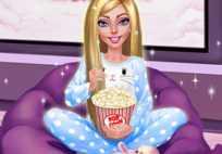 Bonnie Movie Night