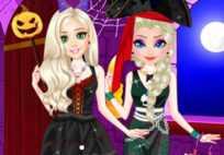 Princesses Halloween Fashion