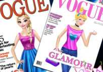 Princesses On Vogue Cover