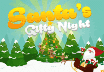 Merry christmas game Santa's Gifty Night