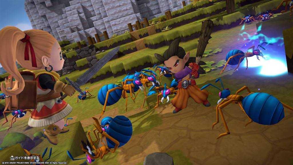 ドラゴンクエストビルダーズ2 作物を育てるの楽しすぎない!?防衛要素を抑え、ものづくり・村づくりの楽しさに特化した序盤プレイが最高すぎる!