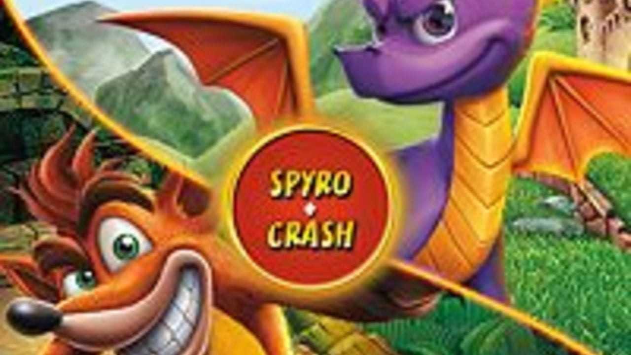 Spryo + Crash Game Bundle