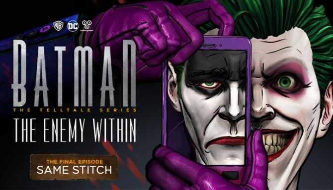 Batman: The Enemy Within - A Telltale Game Series