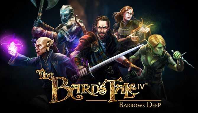 The Bards Tale 4: Barrows Deep