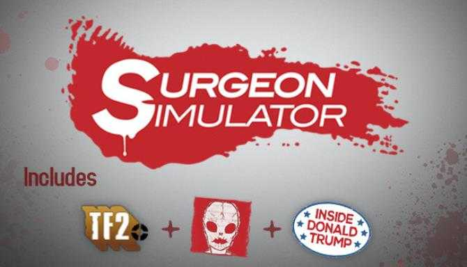 Surgeon Simulator: Inside Donald Trump