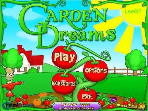 Garden Dreams