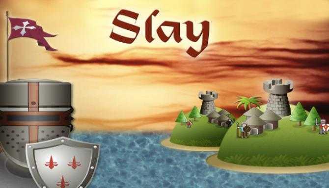 Sean O'Connor's Games – Slay