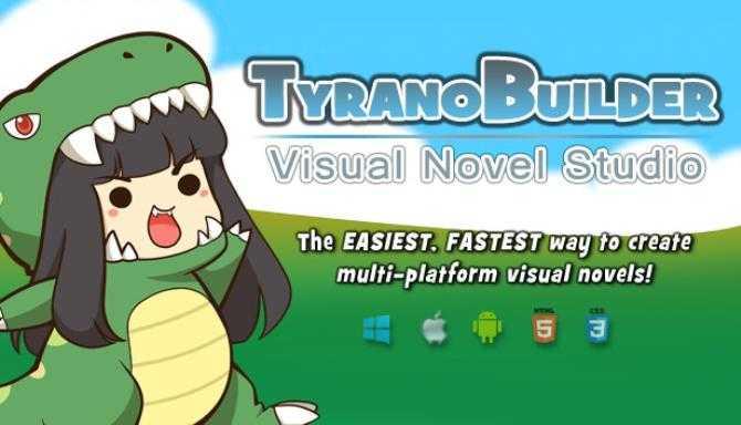 TyranoBuilder Visual Novel Studio