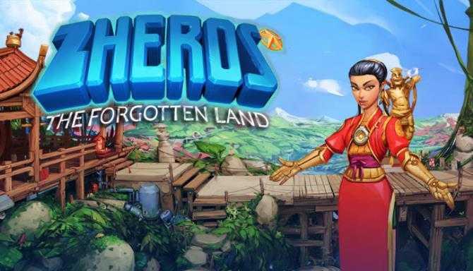 ZHEROS – The forgotten land