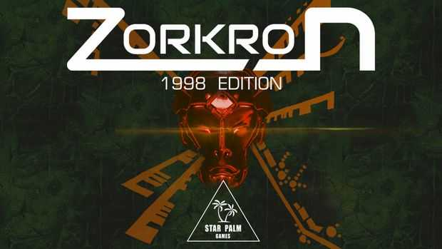 ZORKRON 1998 EDITION