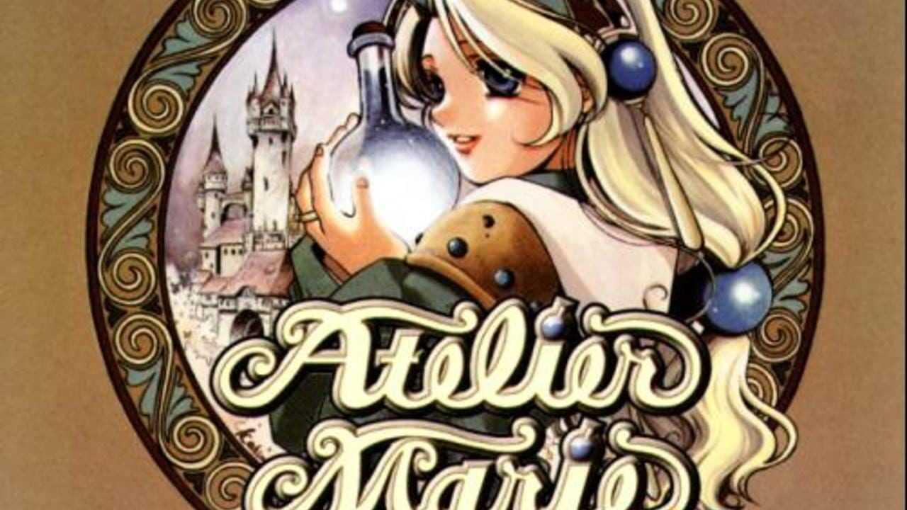 Atelier Marie Plus: The Alchemist of Salburg