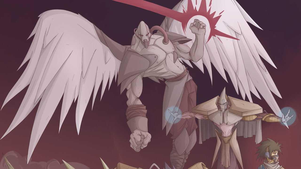 Cellyon - Boss Confrontation